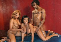 Sexy queen Jada Fire like doggyetyle position