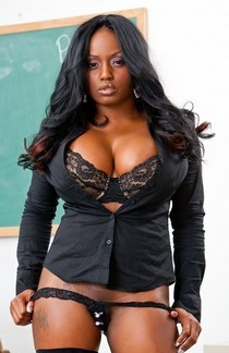 The sexiest teacher - Jada Fire