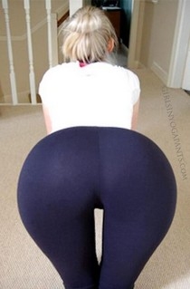 Hot girl in Yoga Pants giyp yoga pants hot ass booty sexy Find more pics.
